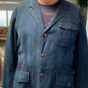 Ralph Lauren Polo unstructured sportcoat